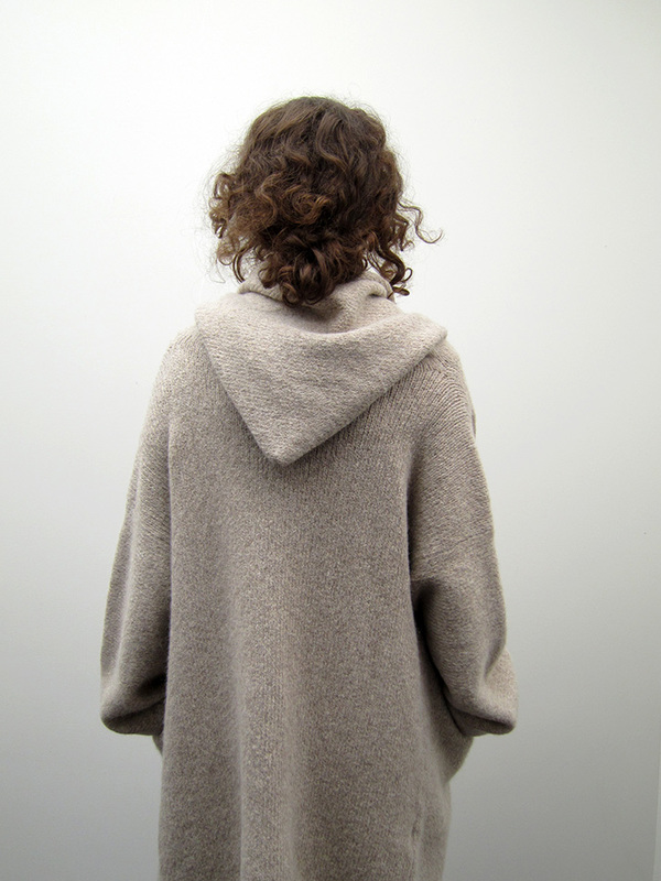 Lauren Manoogian Capote Coat, Ecru