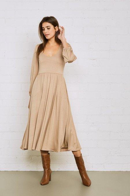Rachel Pally Marion Dress - Camel
