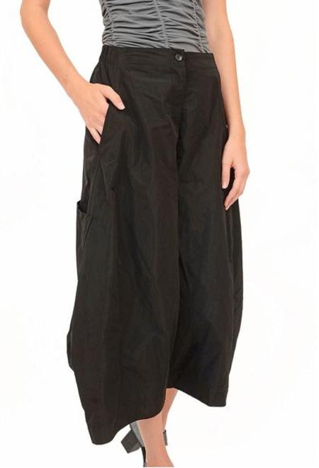 Sun Kim 2 Pocket Pinstripe Ankle Pants