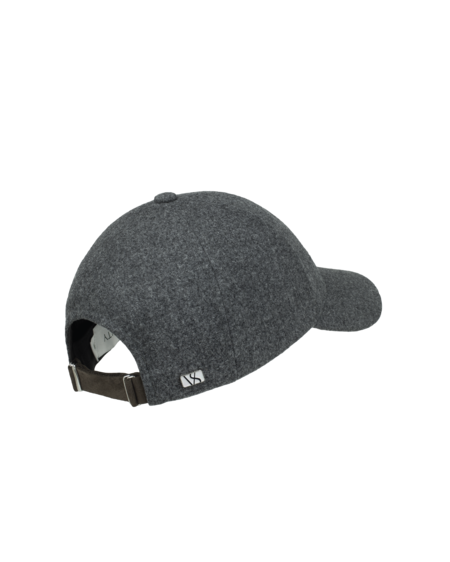 Varsity Headwear Cashmere Cap - Granite Grey