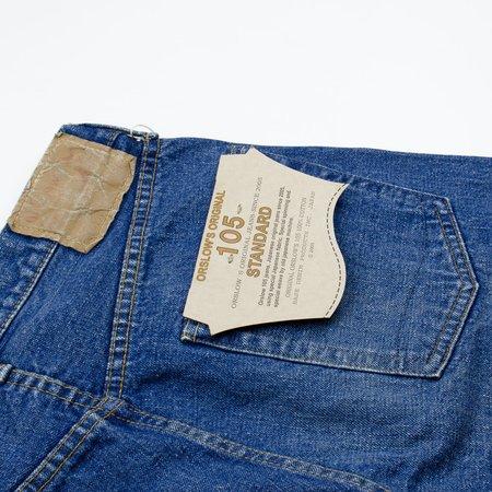 orSlow Standard Denim 105 Jean