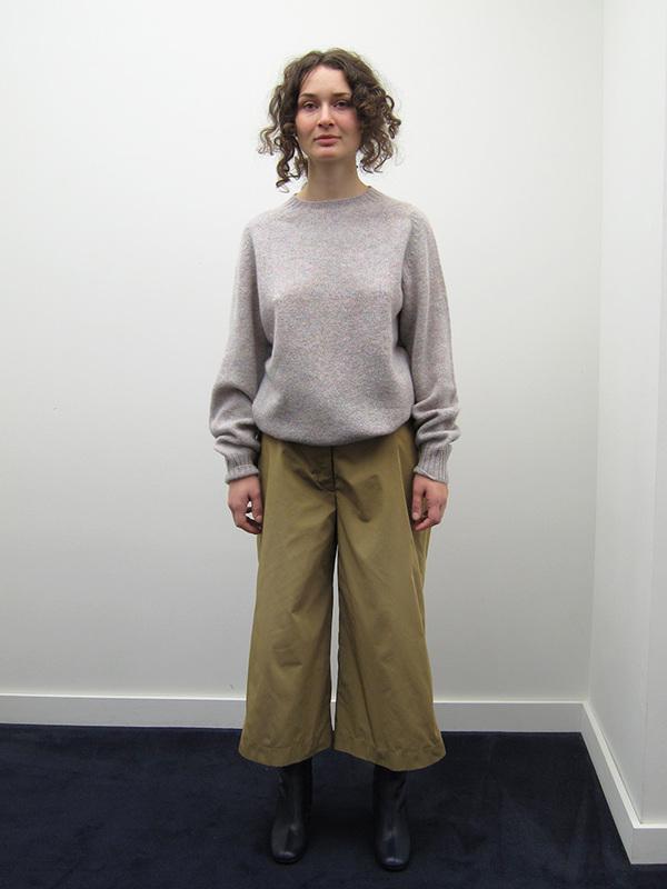 Unisex BLESS Pearlpad Sweater, Rainbow