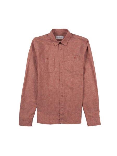 Cuisse de Grenouille Klotaire Shirt - Terracota