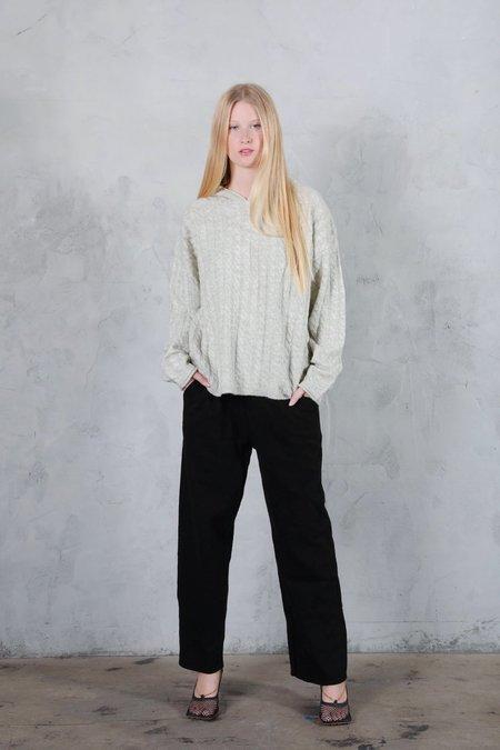 Six Crisp Days Akaki Hoodie Sweater - Pistachio