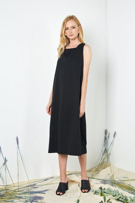 Six Crisp Days Solola Dress - Black