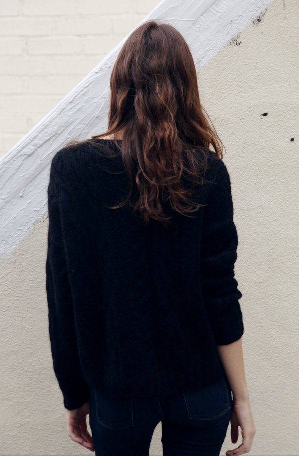 Kordal,sweaters,tops Kordal. Reese Sweater. Black
