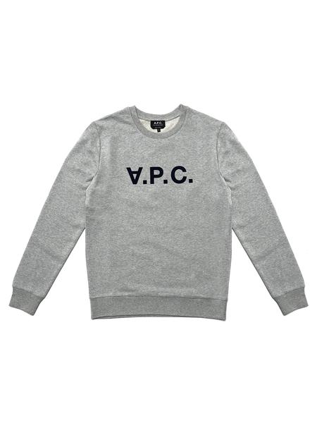 A.P.C. Sweat VPC - Pla Gris