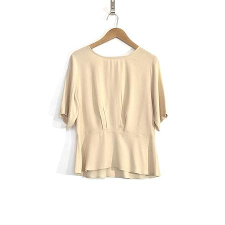 Dagg & Stacey Malloy Blouse - Bone