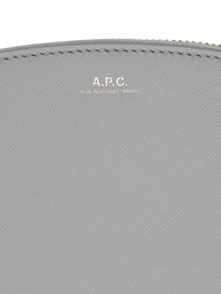 A.P.C. Demi-lune Wallet