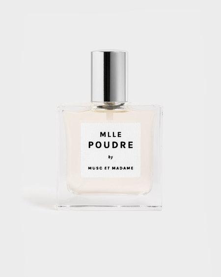 Musc et Madame MLLE Poudre