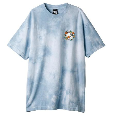 The Quiet Life Flowers T shirt - Tie Dye