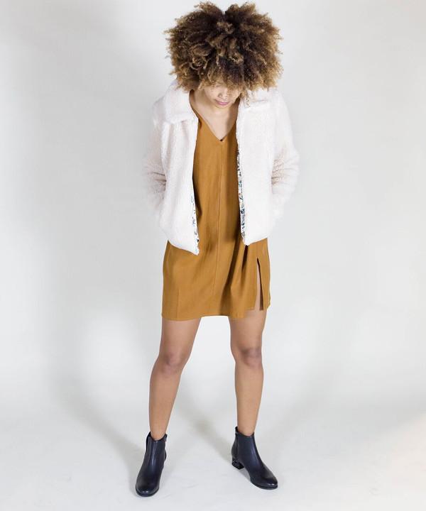Samantha Pleet Sheep Jacket