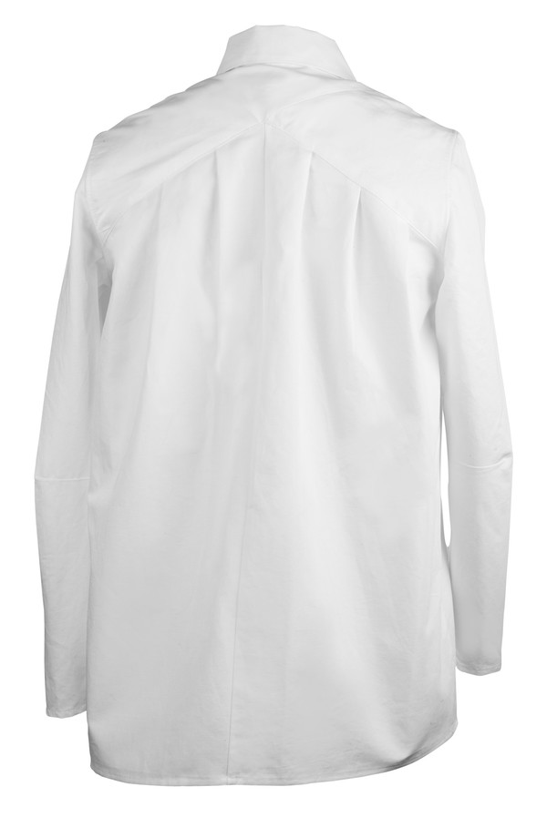 Devlyn Van Loon Pleat Back Shirt