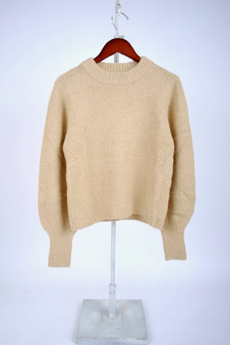 ELEVEN SIX Kara Sweater - Camel