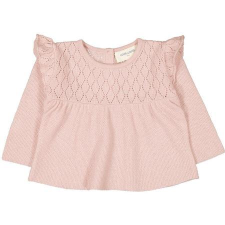 Kids Louis Louise Samia Sweater - Pink