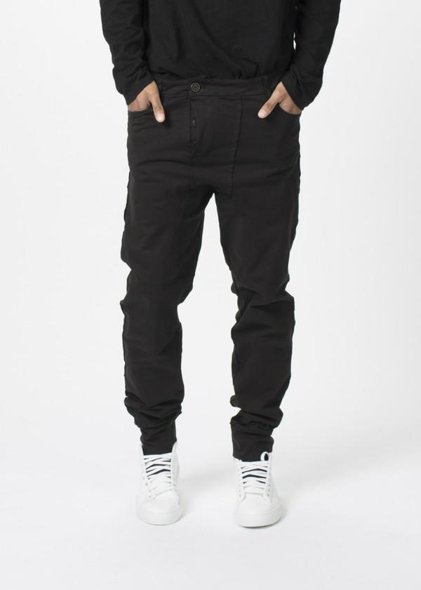 Men's Rundholz Straight Drop Crotch Pant