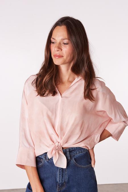 SOURCERY The Byron Shirt - Pastel Tie Dye
