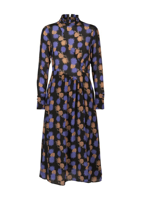 Hofmann Copenhagen Rika Dress - Black Print