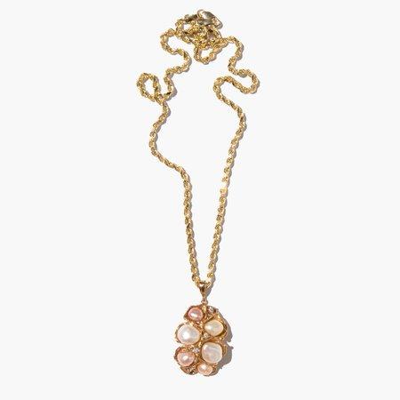 Kindred Black Franco Necklace - 14k Gold