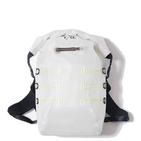 F/CE Flamework Ziplock bag - white