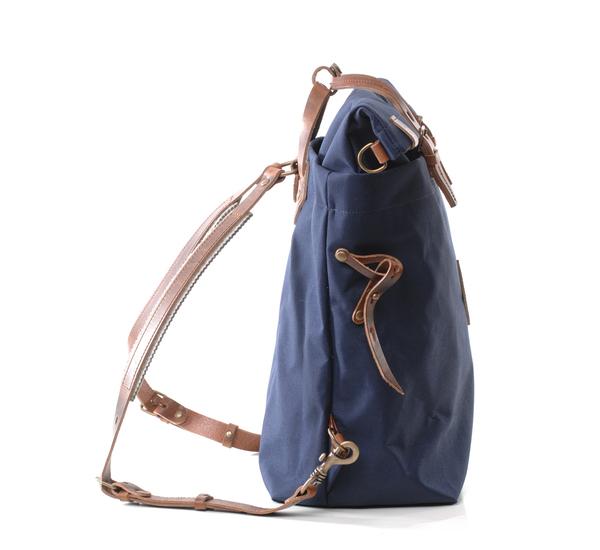 Bleu de Chauffe Bleu Woody Backpack