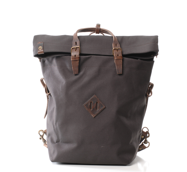 Bleu de Chauffe Brun Woody Backpack