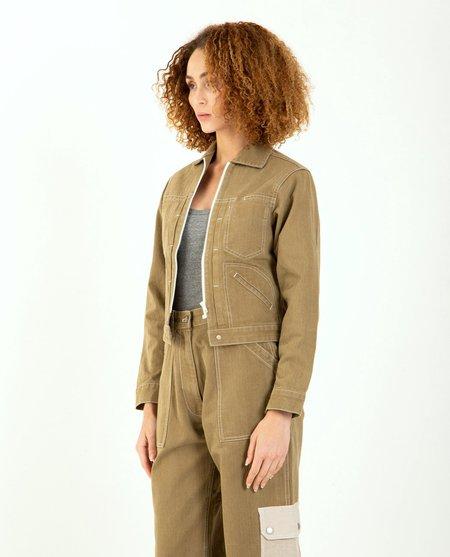 W'Menswear Engineer's Jacket - CAMO