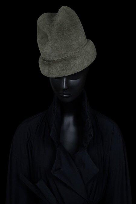 Esenshel YOKO CUFF HAT - OLIVE