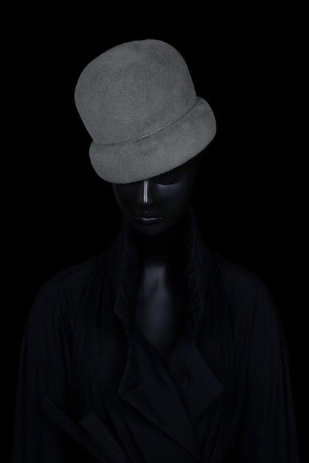 Esenshel BOP DOME CUFF HAT - SLATE