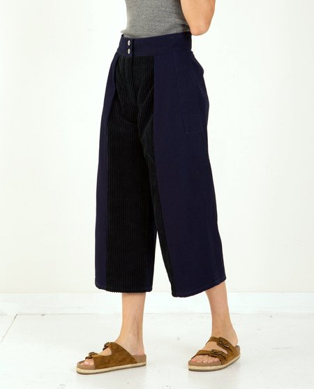 W'Menswear Mountain Pants - INDIGO