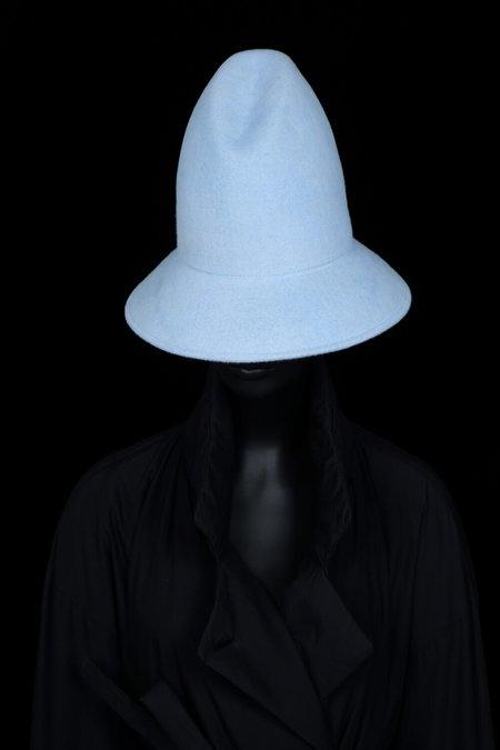 Esenshel PEAK CURVED BRIM HAT - POWDER