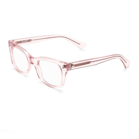 Caddis Bixby Readers EYEWEAR - Polished Clear Pink