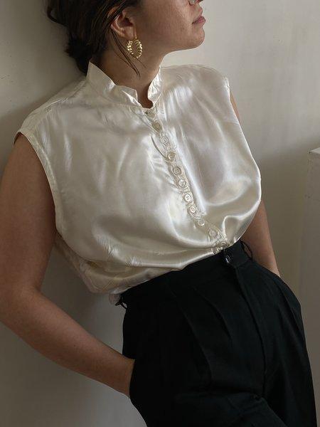 Laura Lombardi camilla earrings - Brass