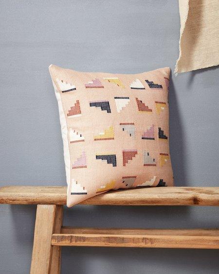 Minna Goods Barragan Pillow - Peach