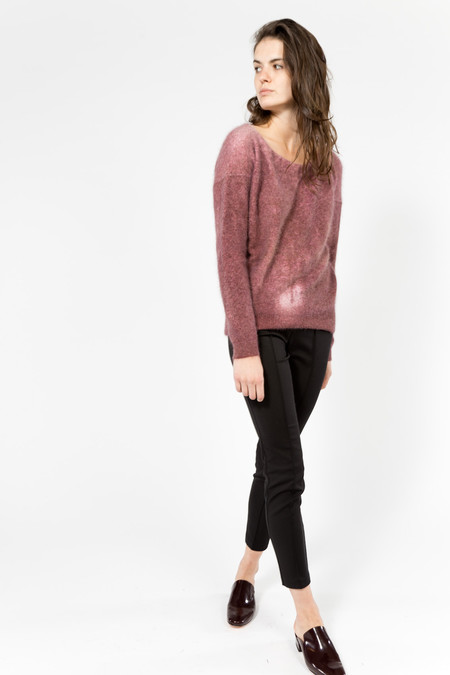 Le Mont St. Michel Printed Sweater