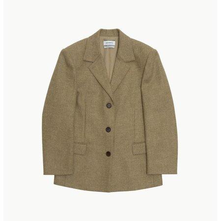 Amomento Three Button Jacket - Olive