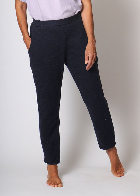 Conifer French Terry Lounge Pant - Indigo