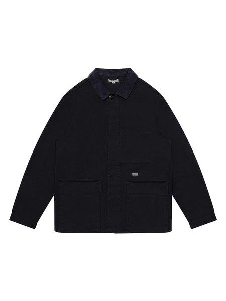 Knickerbocker Twill Field Jacket - Dark Navy