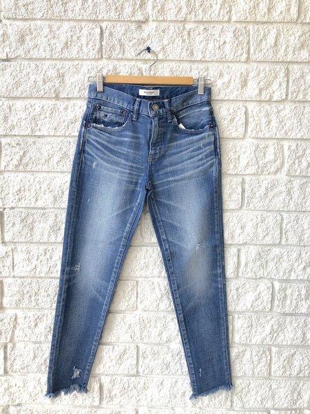 Moussy Mv Diana Skinny Jeans - Light Blue