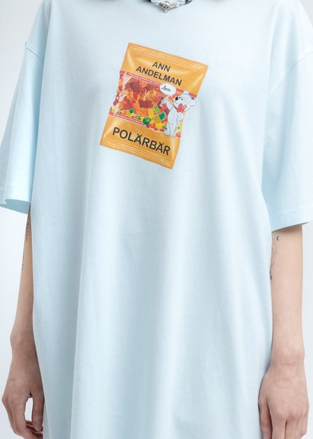 Ann Andelman Gummy Bear T-Shirt - Blue