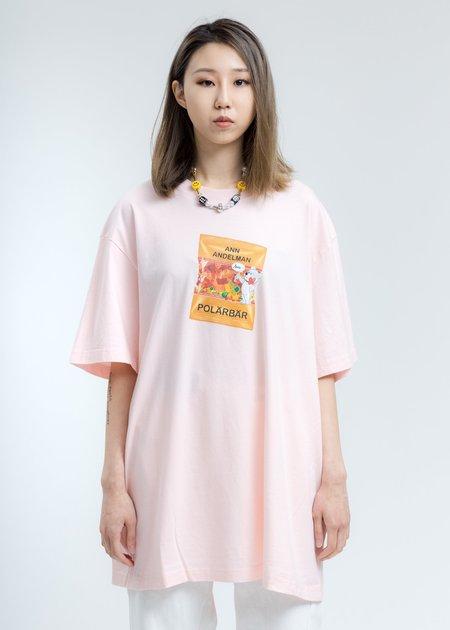 Ann Andelman Gummy Bear T-Shirt - Pink