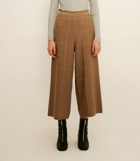 Diarte napo trouser - taupe