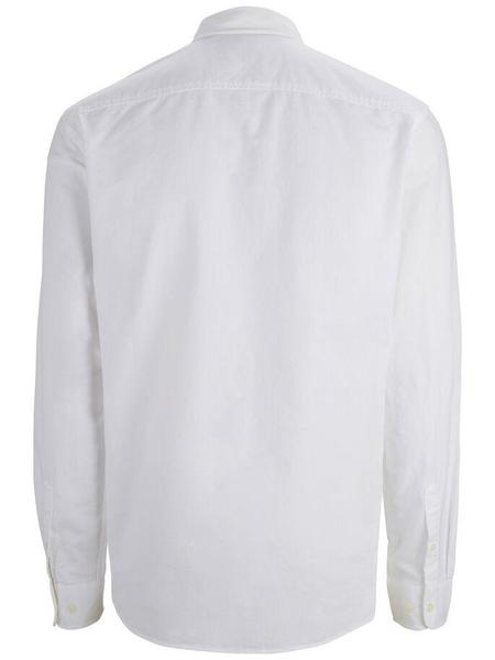 Selected Oxford LS Shirt - White