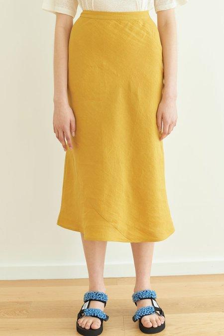 hej hej Sidekick Skirt - Gold