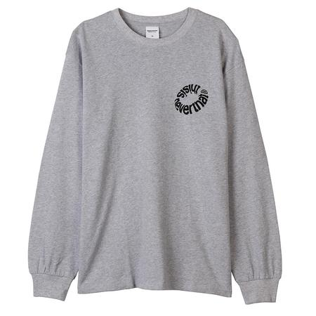 thisisneverthat RING Long Sleeve T-shirt - Grey