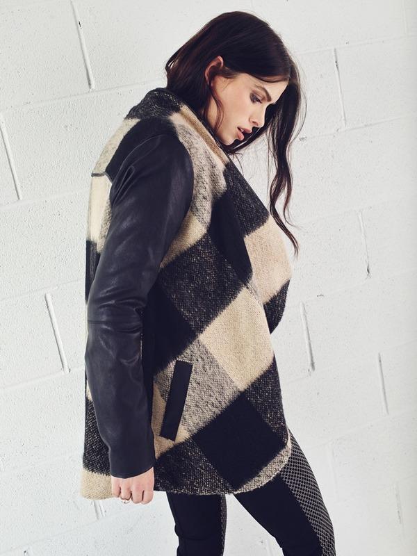Melissa Nepton 'Shelby' coat