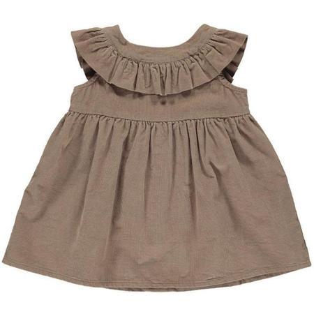 Kids Marmar Copenhagen Deas Dress - Berry Air