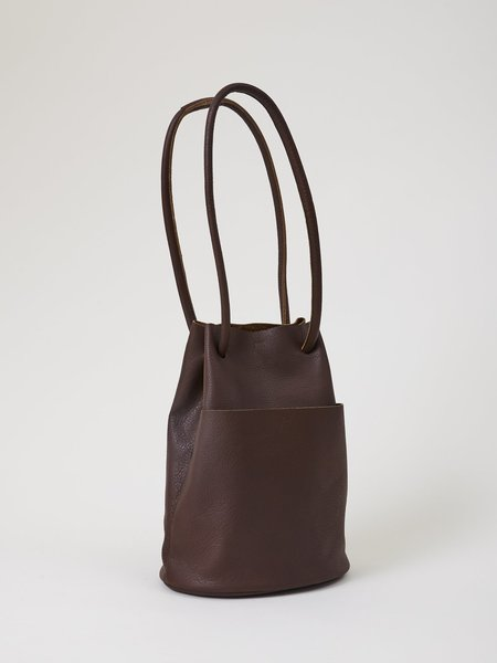 ARE Studio Tube Bag - Chocolate