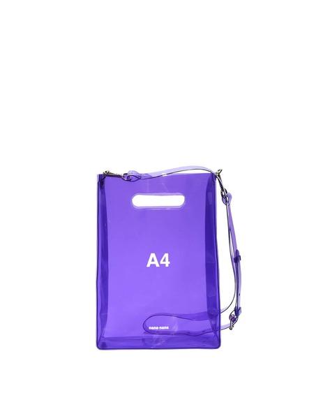 Nana Nana A4 Bag - Purple