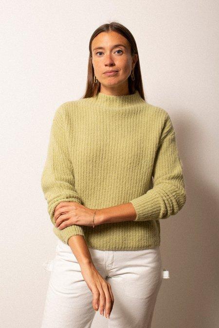 Paloma Wool Monfort Sweater - Kiwi Green
